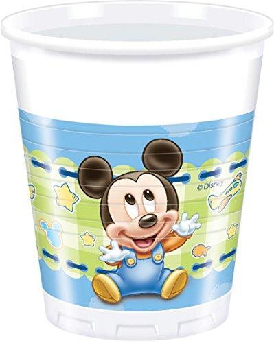 Desconocido Mickey Mouse - Cubertería para Fiestas (71985)
