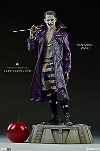 Sideshow Coleccionables 300657 Joker Suicide Squad Premium Format Figura, Multi