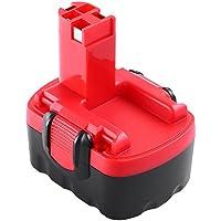 Eagglew Reemplazo Batería para Bosch 14.4V 3.0Ah Ni-MH BAT038 BAT040 BAT041 BAT140 BAT159 2607335685, 2607335533, 2607335534, 2607335711, AHS 41 ART 26 PSR 14.4 PSR 1440