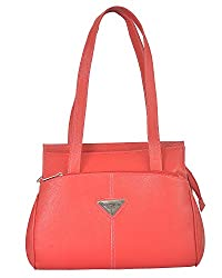 Fostelo Women's Milan Shoulder Bag (Red) (FSB-620)