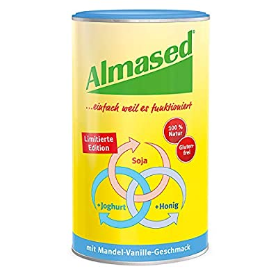 Almased Vitalkost Mandel Vanille limitierte Edition 2x500g das meist verwendetes Mittel zur Gewichtsabnahme