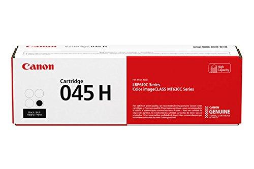 Preisvergleich Produktbild CANON CRG 045 HBK schwarz Toner hohe Kapazität fuer LBP613Cdw, LBP611Cn MF635Cx, MF633Cdw, MF631Cn