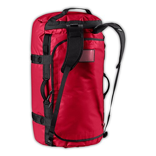 The North Face Unisex Reisetasche Base Camp, CWW2 Red/Black