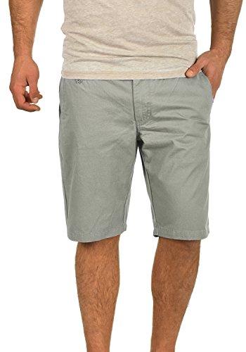Blend BLEND Sasuke Herren Chino Shorts kurze Hose, Größe:S;Farbe:Aluminium (70107)