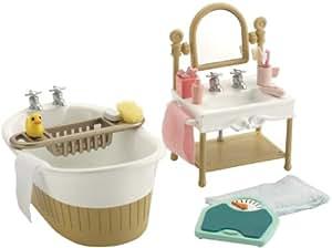 Sylvanian Families Small Bathroom Set