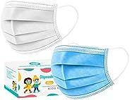 ᴍᴀsᴄᴀʀɪʟʟᴀs, YusellYu, 50 piezas para niño, 25 Azul +25 Blanco