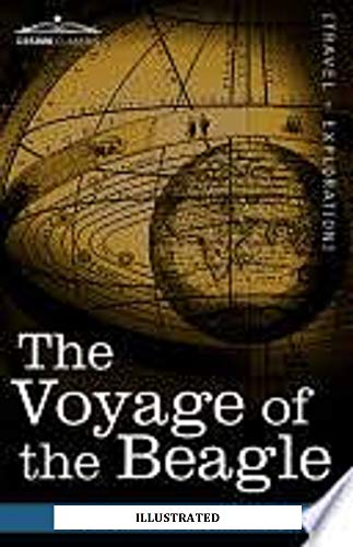 THE VOYAGE OF THE BEAGLE (illustrated) (English Edition) eBook ...