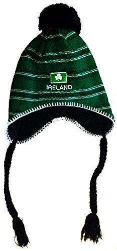 RBS 6 Nations Irland Rugby Alpine Hat