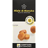 Comptoirs & Compagnies Pastiglie 100% Miele Di Manuka Iaa 10+ - 20 gr