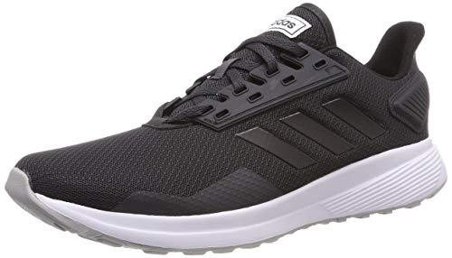 Adidas Duramo 9, Zapatillas de Entrenamiento para Mujer, Gris (Carbon/Core Black/Grey 0), 41 1/3 EU
