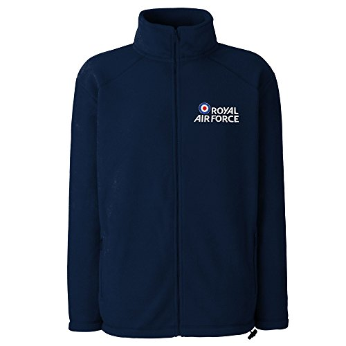 Royal Air Force Herren Sweatshirt Navy