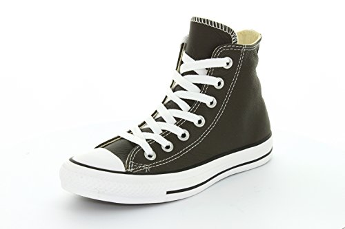 Converse, Chuck Taylor All Star Adulte Seasonal Leather HI, Sneaker, Unisex - adulto Marrone