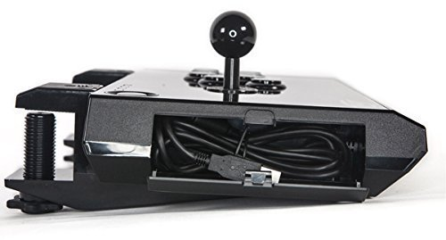 Qanba Q1 PS3 & PC Professional Arcade Joystick (Fightstick) TABLE-GAME