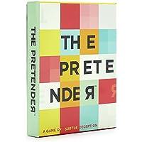 The Pretender: The hilarious pocketsize party game of subtle deception