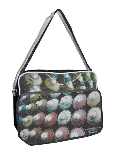Spray Can / Spraydose Graffiti Schule / Schulter Tasche (Postman Bag PB23)