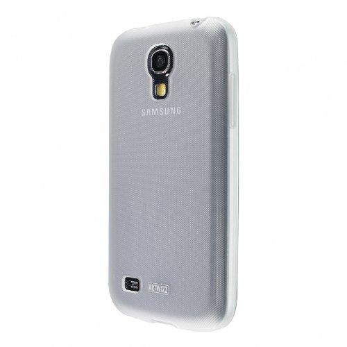 Artwizz SeeJacket TPU Funda Translúcido - Fundas para teléfonos móviles (Funda, Samsung, Galaxy S4 mini, Translúcido)