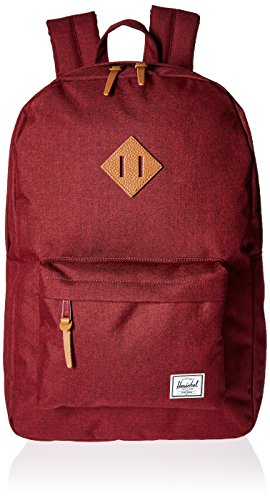 herschel-supply-co-heritage-backpack-winetasting-crosshatch-tan-synthetic-leather