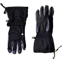 Columbia M Whirlibird Glove - Guantes de esquí para hombre, color negro, talla M