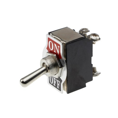 Kippschalter - Kill Switch - 12V 25A - Ein/Aus-Schalter (On/Off)