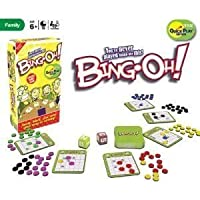 Bing Oh. Familia divertido juego–nunca has jugado Bingo como esta.