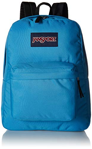JANSPORT Superbreak - Mochila, Unisex, Adulto, T501, Viking Red, Talla...