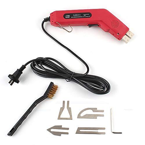 Elektrische Heizungsmesser Cutter Professionelle heißes Schneidmesser für Acryl Stoff Seil Kunststoff