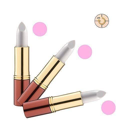 IKOS Rouge à lèvres Lot de 3 Set: la pensée rouge à lèvres DL1 blanc - nacre rose - Réduction 15,38%