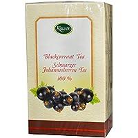Schwarze Johannisbeeren Tee, 20 x 3g, 60g, reich an Vitamin C, Rutin, Flavonoiden, Antioxidantien, Stärkung immunsystem... preisvergleich bei billige-tabletten.eu