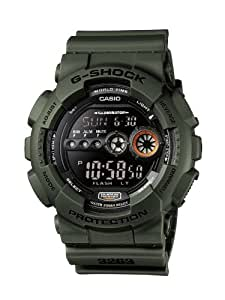 Casio Montre Homme GD-100MS-3ER
