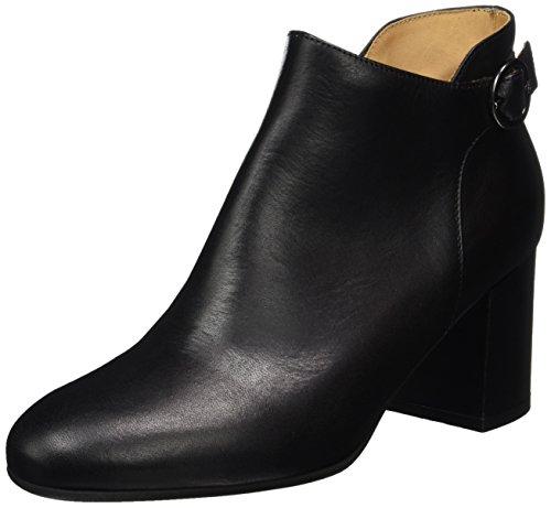 Marc O'Polo Damen High Heel Loafer 70814172301110 Stiefel, Schwarz (Black), 41 EU -