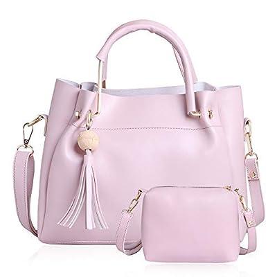 CLASSIC FASHION Women's PU Hand Bag (Grey)