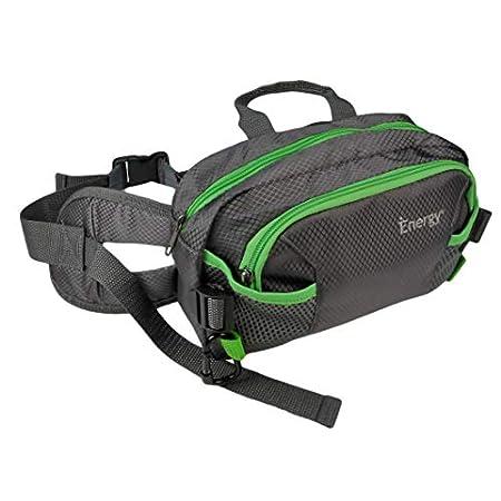iEnergy PAT Gürteltasche für Hundebesitzer – wetterfeste Hüfttasche – Bauchtasche für das Hundetraining – Leckerlie…