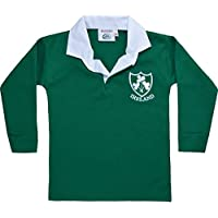 633874cf596 Ireland Irish Retro Shamrock Shirts Kids Full Sleeve Tops .Limited Edition.  Sizes:22