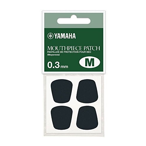 Yamaha 0,3 mm Medium Mundstück Patches