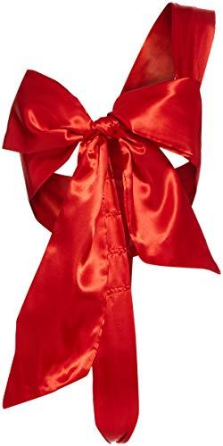 Roxana Geschenkschleifen Kostüm Rot Gr.One Size, 1er Pack (1 x 1 Stück)