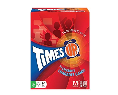 RnR Games Inc. RNR00975 - Time's Up - A Round Spiel Word