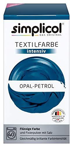 Simplicol Kit Tinte Textile Dye Intensive Azul: Colorante