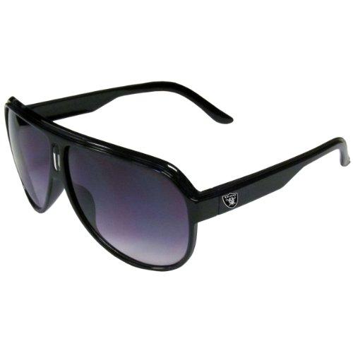 Siskiyou Oakland Raiders Sonnenbrille - Malibu - Sunglasses - Fanartikel - Fanshop