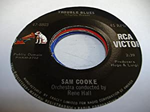 Sam Cooke - The Man Who Invented Soul  [Box Set]  -  Disc 1