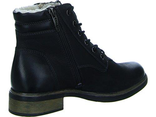 Tamaris Tamaris Damen Schwarz Schwarz Damen Boot Tamaris Boot qAw8tSf