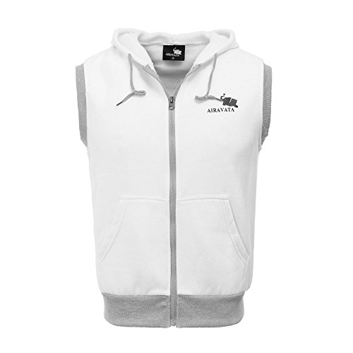 airavata-hombres-chicos-sueter-sin-mangas-redondo-cuello-clasica-slim-fit-pullover-zip-up-hoodie