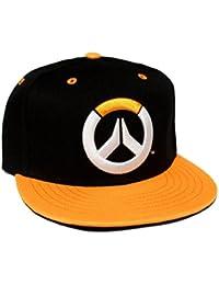 Casquette snapback Overwatch - Orange power