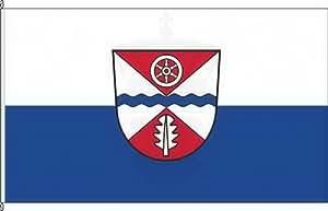 Königsbanner Kleinfahne Brehme - 20 x 30cm - Flagge und Fahne