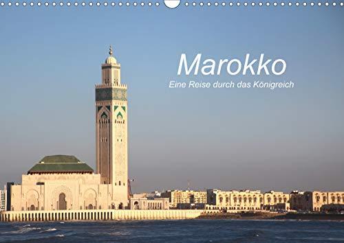 Marokko - Eine Reise durch das Königreich (Wandkalender 2020 DIN A3 quer): Eindrücke aus dem Königreich Marokko (Monatskalender, 14 Seiten ) (Marokko-kalender)
