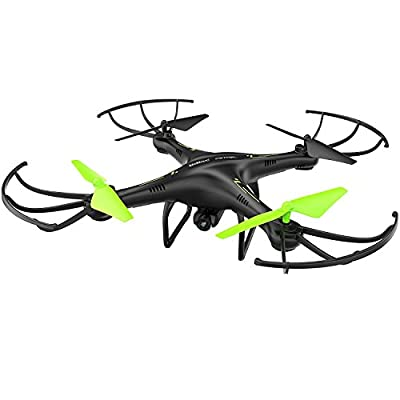Simlife UDI U42W Petrel Wifi FPV Drone 2.4Ghz RC Quadcopter with HD Camera- Hover/Altitude Hold and Flight Route Setting Mode, One Key Take Off / Landing