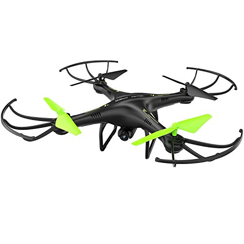 Simlife UDI U42W Petrel Wifi FPV Drone 2.4Ghz RC Quadcopter con HD...