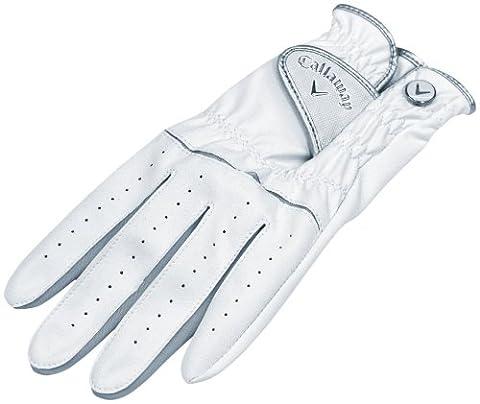 Callaway Golf Damen Elements Handschuh, damen, weiß
