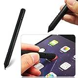 Bomcomi Stift Hohe Empfindlichkeit Fine Point kapazitive Widerstand Stift für Touch Screen für iPad Tablet Smartphone