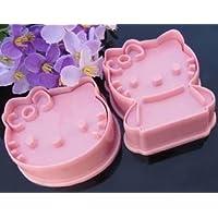 Allforhome Hello Kitty Emporte-Pièces Moule Outil de gaufrage