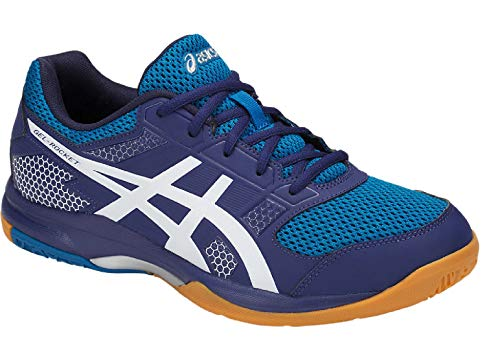 11. ASICS Men's Blue Multisport Training Shoes